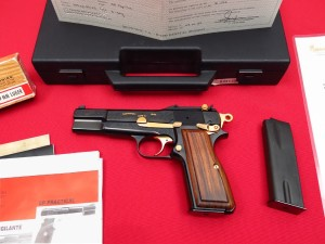 FN Browning Hi-Power D-Day Commemorative