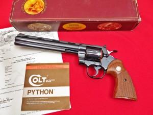 colt python silhouete prototype